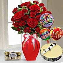 Perfect Impressions: Birthday Flowers and Cakes in UAE