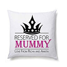 Personal Love Mom Cushion: Send Mother's Day Gifts to UAE