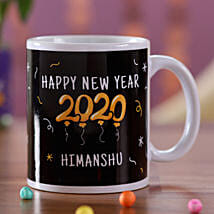 Personalised New Year Name Mug For Him: Gifts for Boys in UAE