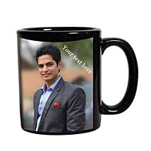 Personalised Photo Mug: Bhai Dooj Gift Delivery in UAE
