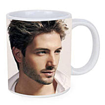 Personalized Mug For Him: Bhai Dooj Gift Delivery in UAE