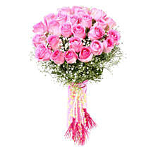 Pink Perfection: Send Flower Bouquets to Abu Dhabi