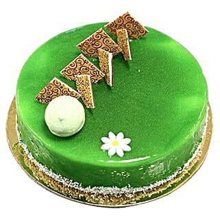 Pistachio Cake: Valentine's Day Cake Delivery in Dubai