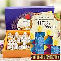 Rolls of Happiness: Send Diwali Sweets to Dubai
