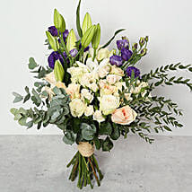 Roses and Lillies Bouquet: