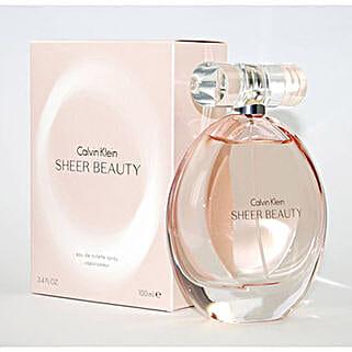 Sheer Beauty by Calvin Klein: Perfume to UAE