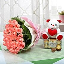 Showing Ur Heartiest Emotions: Flowers and Chocolates to Dubai