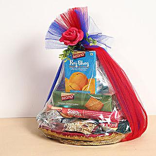 Snacks and Dry Fruits Hamper: Send Diwali Gifts to UAE