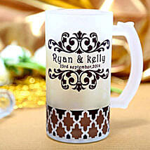 Special Personalize Beer Mug: Send Personalised Gifts to UAE