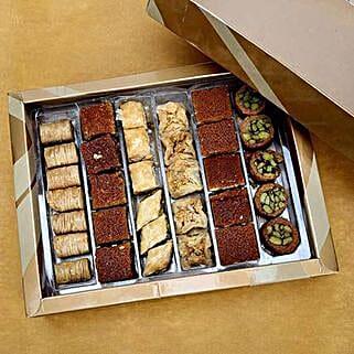 Sweetness Redefined: Eid Sweets to UAE