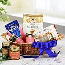 The Blue Allure: Eid Gift Hampers to UAE