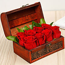 Treasured Roses: Send Birthday Flowers to UAE