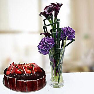 Truest Feelings: Birthday Flowers and Cakes in UAE