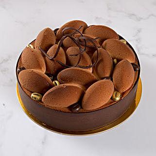 4 Portion Tiramisu Cake: Send Cakes to Abu Dhabi