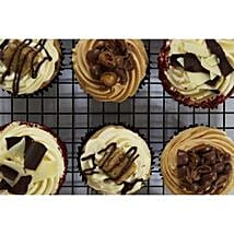 12 Bestsellers Cheesecake Cupcakes: Mother's Day Cake Delivery in UK
