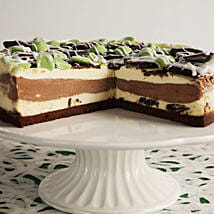 After Dinner Mint Cheesecake: Mother's Day Cake Delivery in UK