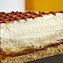 Banoffee Cheesecake: Send Christmas Cakes to UK
