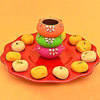 Bright N Sweet Diwali Wish: Send Diwali Gifts to UK