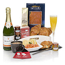 Celebration Breakfast: Mother's Day Gift Delivery in UK