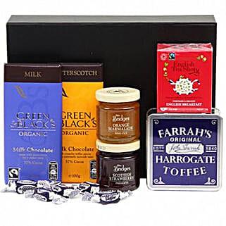Chocolate Blend Hamper: Send Easter Gifts to UK