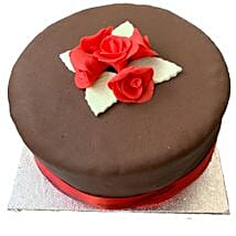 Chocolate Rose Cake: Cakes to Derby