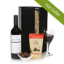 Chocolatey Wine: Gifts to Edinburgh