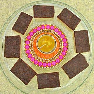 Chocolaty Diwali Light: Send Diwali Gifts to UK