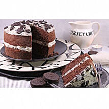 Cookies And Cream Sponge Cake: Send Gifts to Liverpool