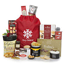 Festive Favourites Hamper: Corporate gifts to UK