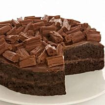 Flakee Flakee Milk Chocolate Cakee: Cake Delivery in UK