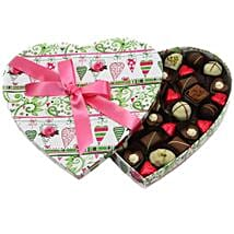 Forever Chocolate Collection Box: Valentines Day Gifts to London