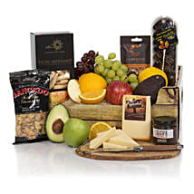 Fruit Cheese n Snacks: Gifts to Manchester UK