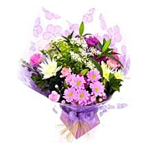 Glamorous Handtied: Gifts to Manchester UK