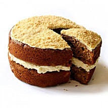 Gluten Free Apple Crumble Sponge Cake: Cakes to London Boroughs
