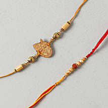 Krishan Rakhi Set: Rakhi to Cambridge