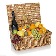 Luxury Fruit Basket: Send Diwali Gifts to London