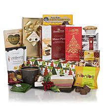 Merry Christmas Gift Hamper: Christmas Gifts to UK