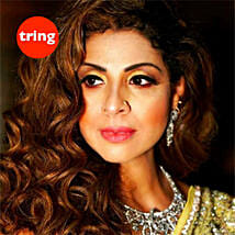 Personalised Recorded Video Message Tanaaz Irani: Send Birthday Gifts to UK