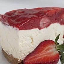 Purely Strawberry Cheesecake: Cakes to Oxford