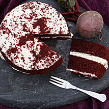Red Velvet Sponge Cake: Cake Delivery in Bristol