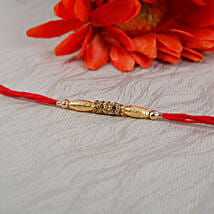 Royal Diamond Rakhi: Send Rakhi to Leeds