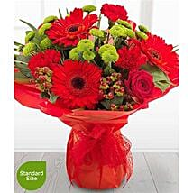 Ruby Red: Wedding Gift Delivery in UK