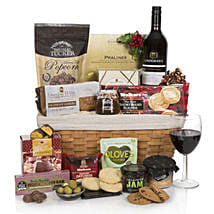 Sleigh Bells Christmas Hamper: Mother's Day Gift Delivery in UK
