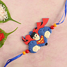 Superman Cartoon Rakhi: Kids Gifts UK