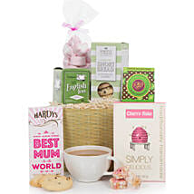 Tea N Treats For Her: Wedding Gift Delivery in UK