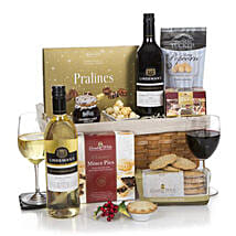 Winter Wonders Hamper: Mother's Day Gift Delivery in UK