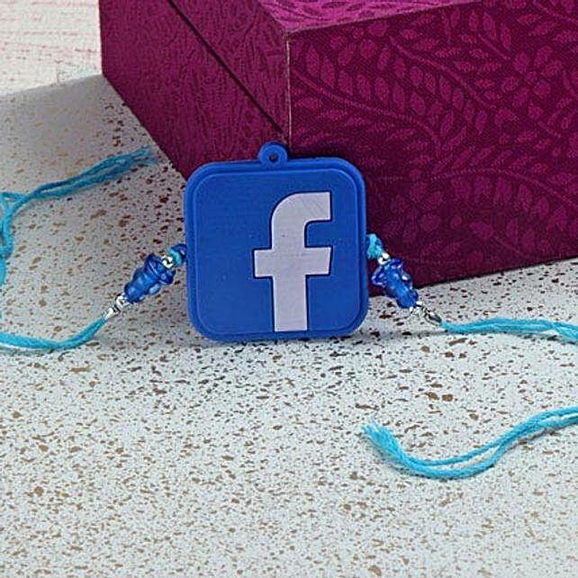 Funky Facebook Rakhi