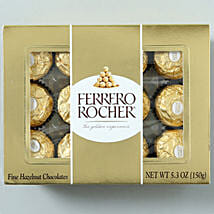 12 Rocher Delight: Gifts to Raleigh