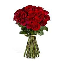 24 Red Roses: Same Day Flower Delivery in Denver