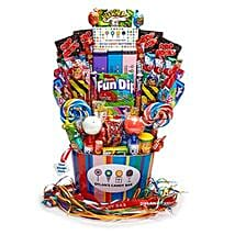 Assorted Dylans Candy Bucket: Send Birthday Chocolates to USA
